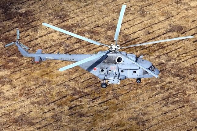 Khám phá loạt trực thăng yểm trợ mặt đất trong Lực lượng Không quân Vũ trụ Nga ảnh 9