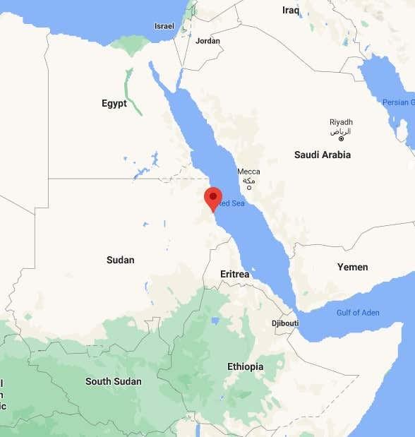 Nga thành lập căn cứ hải quân mới ở Sudan ảnh 2