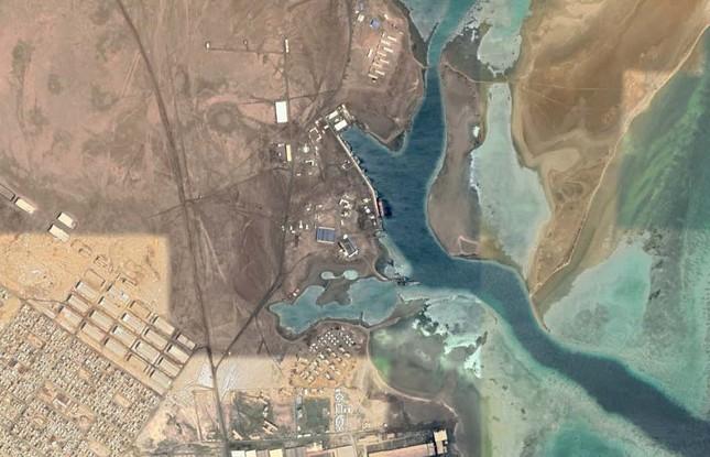 Nga thành lập căn cứ hải quân mới ở Sudan ảnh 1