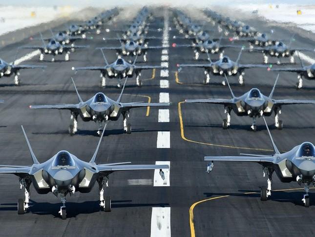 Hy Lạp muốn nhanh chóng sở hữu tiêm kích F-35, chấp nhận cả máy bay đã qua sử dụng ảnh 1