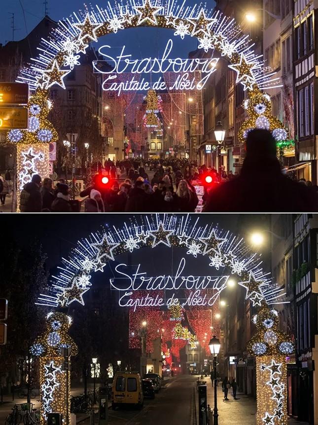 Mùa Giáng sinh các nước thay đổi như thế nào trước và trong đại dịch COVID ảnh 2