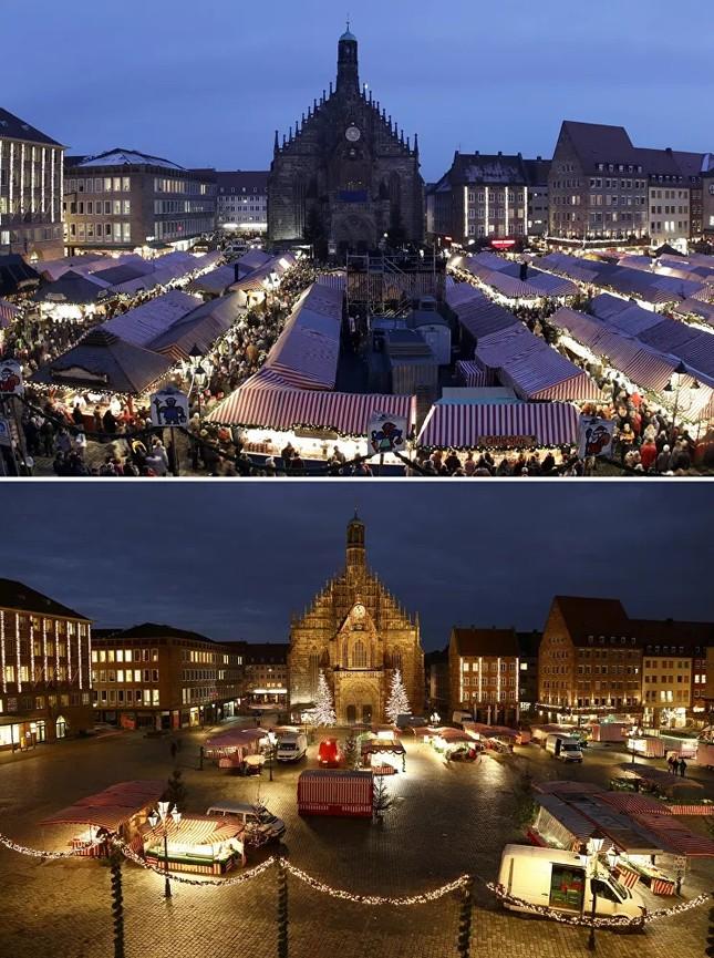 Mùa Giáng sinh các nước thay đổi như thế nào trước và trong đại dịch COVID ảnh 6