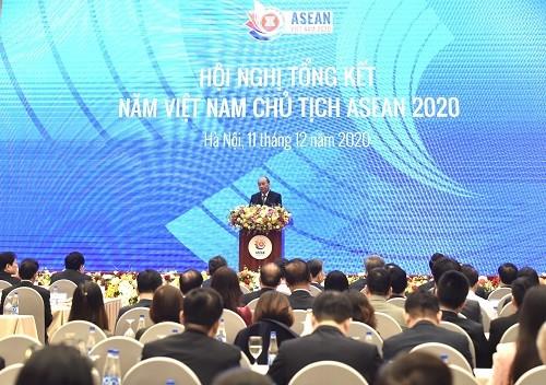 Thủ tướng chỉ ra 6 bài học quý từ thành công Năm Chủ tịch ASEAN 2020 ảnh 1
