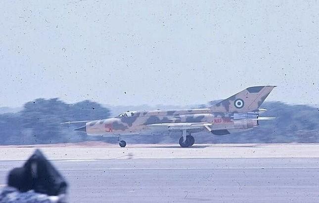 Nigeria rao bán trực tuyến 20 máy bay chiến đấu MiG-21 do Liên Xô sản xuất ảnh 4