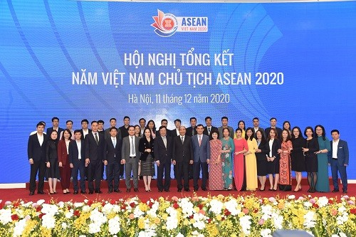 Thủ tướng chỉ ra 6 bài học quý từ thành công Năm Chủ tịch ASEAN 2020 ảnh 2