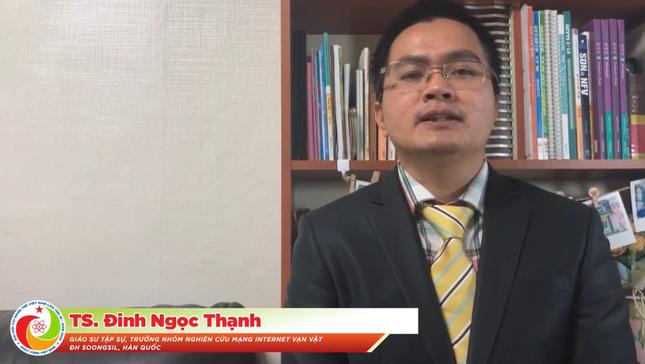 Gương mặt trẻ Việt Nam tiêu biểu tập hợp sức mạnh tài năng trẻ ảnh 3