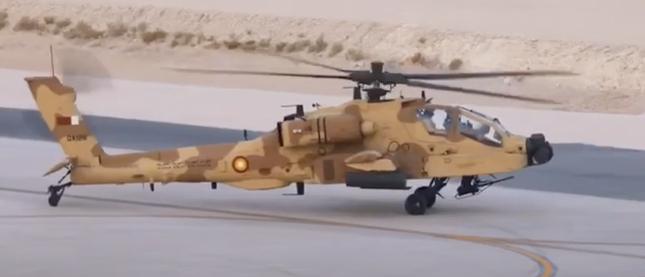 Qatar khoe sức mạnh không quân bằng cuộc diễn tập 'voi đi bộ' ảnh 4