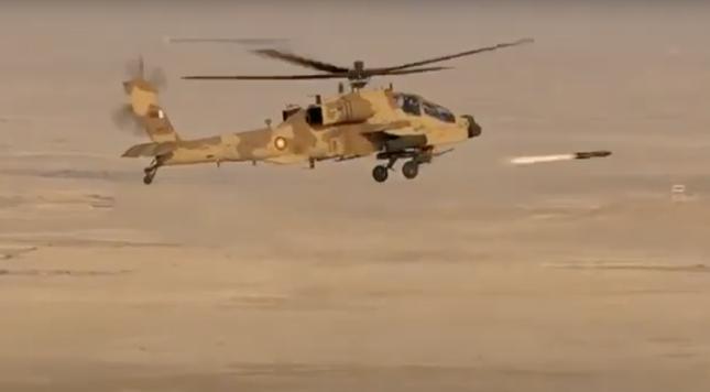Qatar khoe sức mạnh không quân bằng cuộc diễn tập 'voi đi bộ' ảnh 8