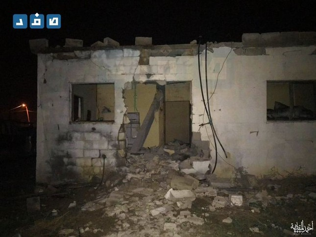 Xe tăng Israel vô tình bắn vào dải Gaza trong cuộc tập trận ảnh 1