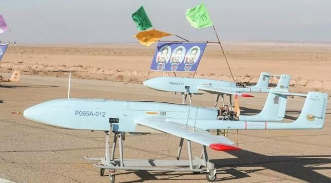 Iran khoe máy bay không người láI 'có thể tấn công căn cứ Mỹ ở châu Âu' ảnh 2