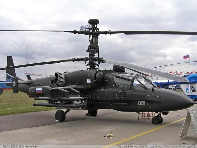Vũ khí nào giúp trực thăng K-52 Nga có thể diệt gọn đại đội xe tăng Abrams Mỹ? ảnh 3