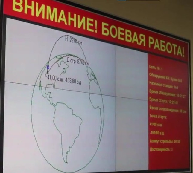 Bí mật căn cứ cảnh báo sớm tên lửa đạn đạo ngày tận thế của Nga ảnh 1