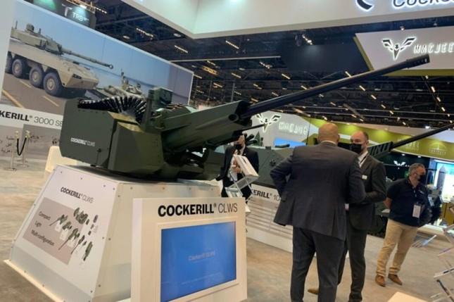 Điểm danh những vũ khí chiến đấu nổi bật tại IDEX 2021 ảnh 2