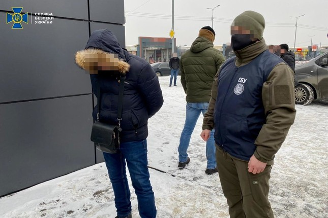 Gián điệp Nga bị bắt khi cố đánh cắp bí mật xe tăng hiện đại của Ukraine ảnh 1