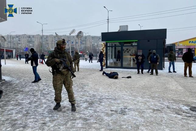 Gián điệp Nga bị bắt khi cố đánh cắp bí mật xe tăng hiện đại của Ukraine ảnh 2