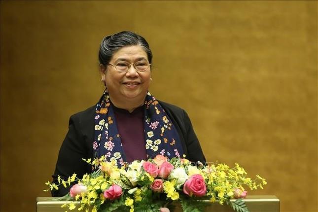 Hình ảnh quy trình miễn nhiệm Chủ tịch Quốc hội Nguyễn Thị Kim Ngân ảnh 1