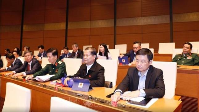 Hình ảnh quy trình miễn nhiệm Chủ tịch Quốc hội Nguyễn Thị Kim Ngân ảnh 3