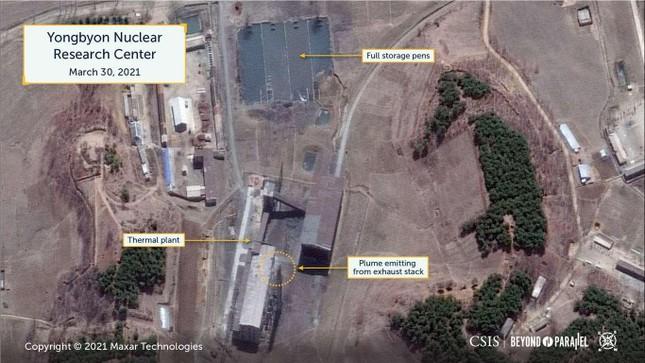 Phát hiện dấu hiệu cho thấy Triều Tiên đang tái hoạt động cơ sở hạt nhân Yongbyon ảnh 1