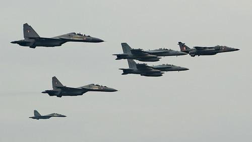 Mỹ-Ấn Độ tập trận chung trên Ấn Độ Dương ảnh 1