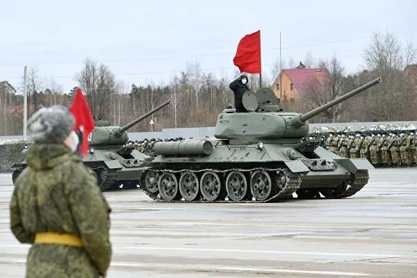 Lộ diện các vũ khí nòng cốt được Nga 'khoe' trong lễ diễu binh Chiến thắng tại Moscow ảnh 7
