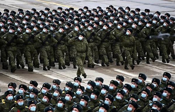 Lộ diện các vũ khí nòng cốt được Nga 'khoe' trong lễ diễu binh Chiến thắng tại Moscow ảnh 4
