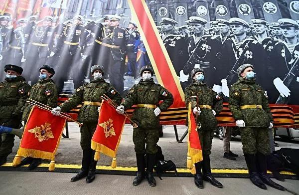 Lộ diện các vũ khí nòng cốt được Nga 'khoe' trong lễ diễu binh Chiến thắng tại Moscow ảnh 9
