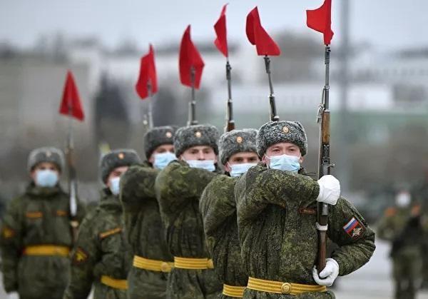 Lộ diện các vũ khí nòng cốt được Nga 'khoe' trong lễ diễu binh Chiến thắng tại Moscow ảnh 1