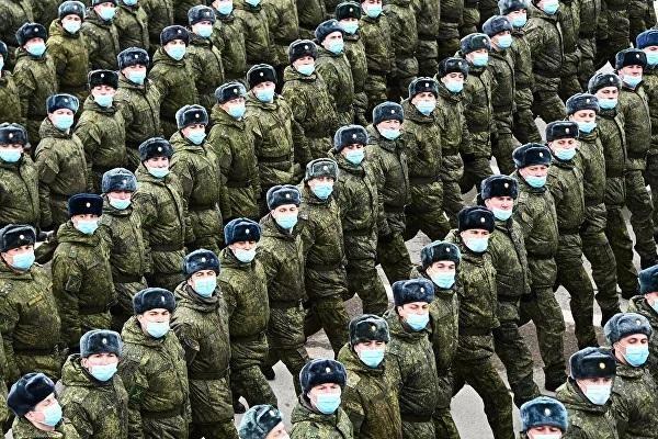 Lộ diện các vũ khí nòng cốt được Nga 'khoe' trong lễ diễu binh Chiến thắng tại Moscow ảnh 2