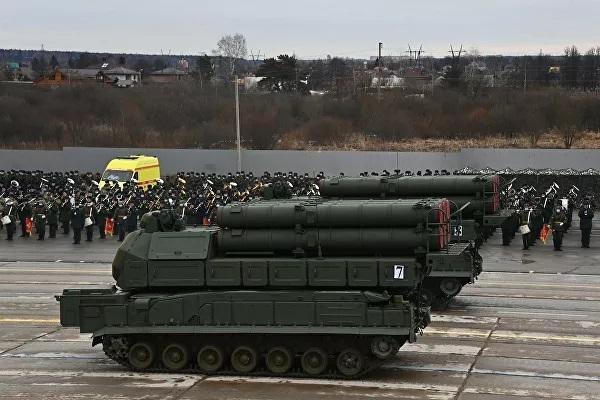 Lộ diện các vũ khí nòng cốt được Nga 'khoe' trong lễ diễu binh Chiến thắng tại Moscow ảnh 5