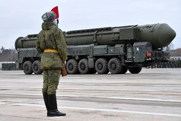 Lộ diện các vũ khí nòng cốt được Nga 'khoe' trong lễ diễu binh Chiến thắng tại Moscow ảnh 6
