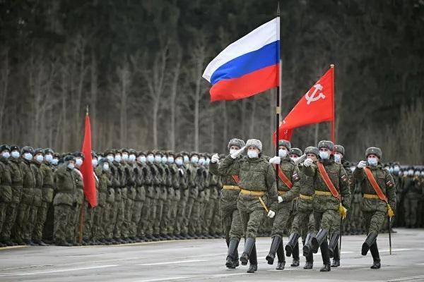 Lộ diện các vũ khí nòng cốt được Nga 'khoe' trong lễ diễu binh Chiến thắng tại Moscow ảnh 3