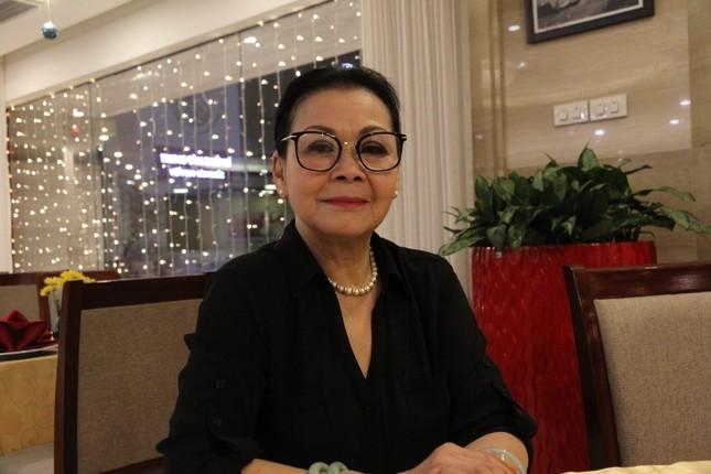 Khánh Ly kể chuyện ăn Tết ở Mỹ ảnh 1