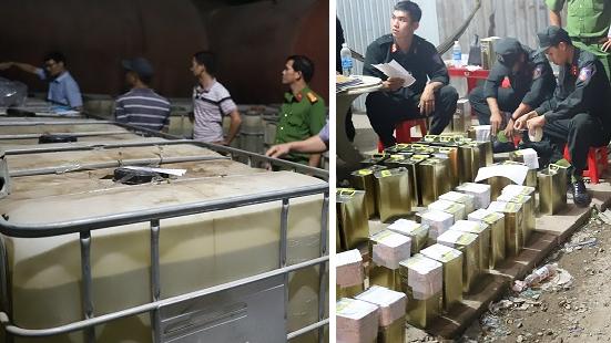 Vụ đại gia Trịnh Sướng bị khởi tố: Thu lợi trăm tỷ đồng từ sản xuất xăng giả ảnh 2