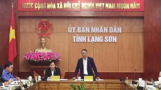 Lạng Sơn lập danh sách cán bộ, lãnh đạo liên quan sai phạm sau kết luận thanh tra ảnh 1
