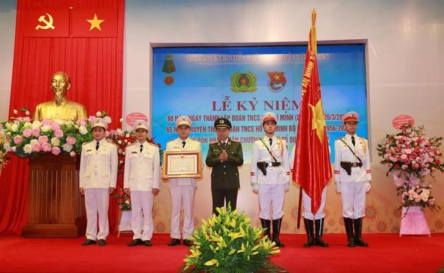Đại tướng Tô Lâm: 'Công tác Đoàn và phong trào thanh niên trong CAND cần tiếp tục đổi mới' ảnh 1
