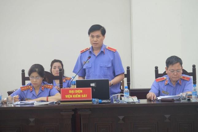 Xét xử ông Vũ Huy Hoàng: Vì sao không yêu cầu bị cáo bồi thường 2.713 tỷ đồng ảnh 1