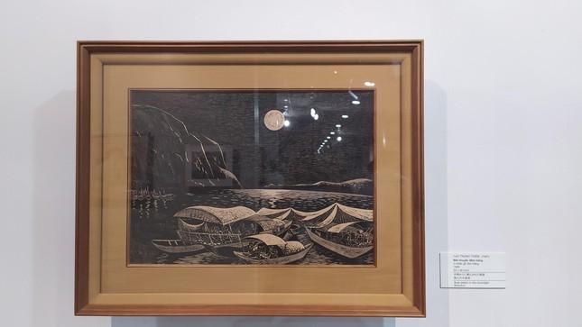 Một nhà sưu tập người Nhật tặng Đà Nẵng 238 bức tranh của các họa sĩ nổi tiếng Việt Nam ảnh 2