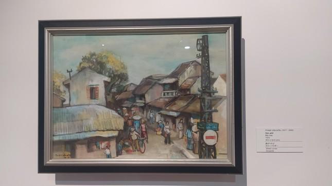 Một nhà sưu tập người Nhật tặng Đà Nẵng 238 bức tranh của các họa sĩ nổi tiếng Việt Nam ảnh 3