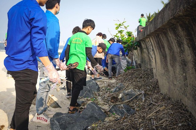 Chiến dịch 'Hành trình xanh 2021' sôi nổi sức trẻ nhiệt thành của thanh niên ảnh 1