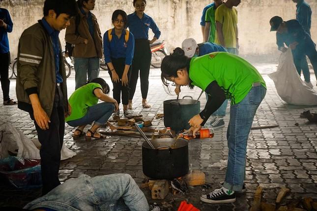 Chiến dịch 'Hành trình xanh 2021' sôi nổi sức trẻ nhiệt thành của thanh niên ảnh 3