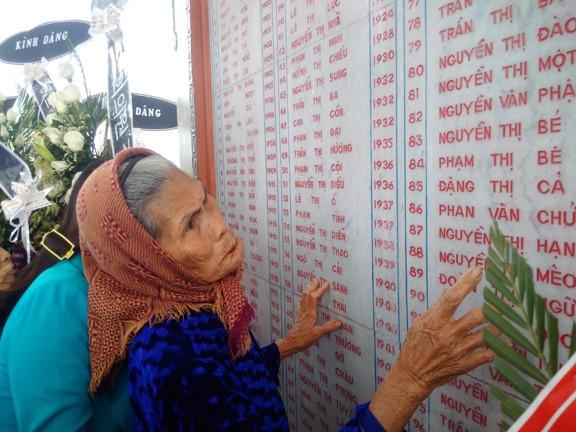 50 năm thảm sát Hà My: Đau đớn không cất nổi thành lời ảnh 9