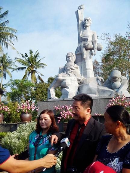 Tưởng niệm 50 năm thảm sát Sơn Mỹ: Cầu nguyện cho hòa bình… ảnh 9