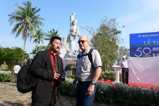 Tưởng niệm 50 năm thảm sát Sơn Mỹ: Cầu nguyện cho hòa bình… ảnh 11