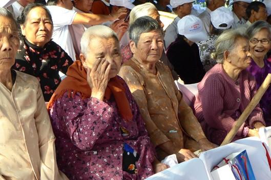 Tưởng niệm 50 năm thảm sát Sơn Mỹ: Cầu nguyện cho hòa bình… ảnh 5
