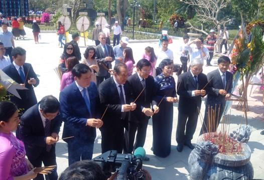 Tưởng niệm 50 năm thảm sát Sơn Mỹ: Cầu nguyện cho hòa bình… ảnh 1