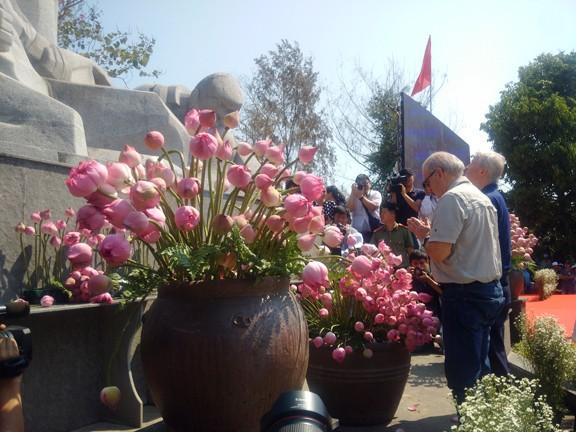 Tưởng niệm 50 năm thảm sát Sơn Mỹ: Cầu nguyện cho hòa bình… ảnh 6