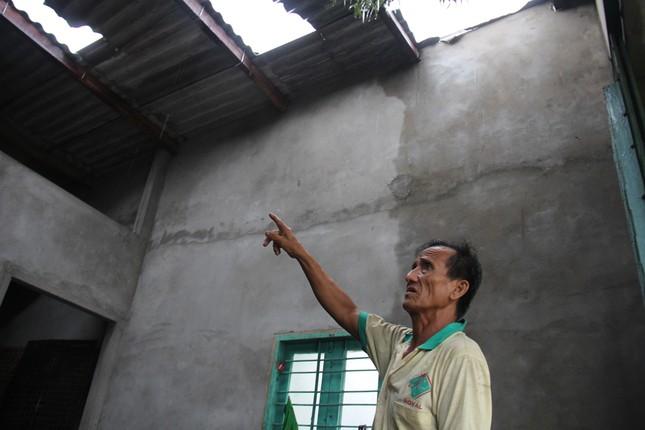 Sau bão số 5: Quảng Ngãi hư hại hơn 400 nhà, sóng đánh sập kè ở Bình Định ảnh 3