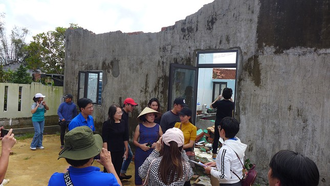 Ban Tổ chức Hoa hậu Việt Nam, báo Tiền Phong mang 'Mái ấm tình thương' đến Quảng Ngãi ảnh 14