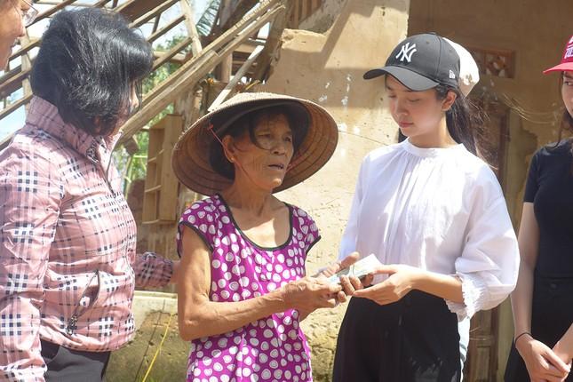 Ban Tổ chức Hoa hậu Việt Nam, báo Tiền Phong mang 'Mái ấm tình thương' đến Quảng Ngãi ảnh 8