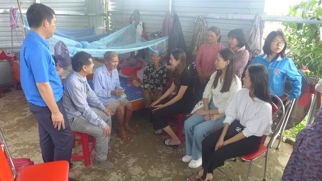 Ban Tổ chức Hoa hậu Việt Nam, báo Tiền Phong mang 'Mái ấm tình thương' đến Quảng Ngãi ảnh 6